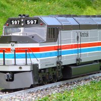 Amtrak SDP40